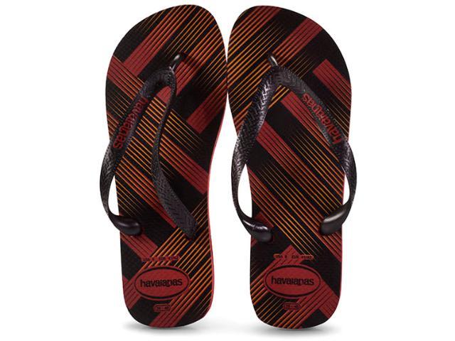 Chinelo Masculino Havaianas Trend Vermelho