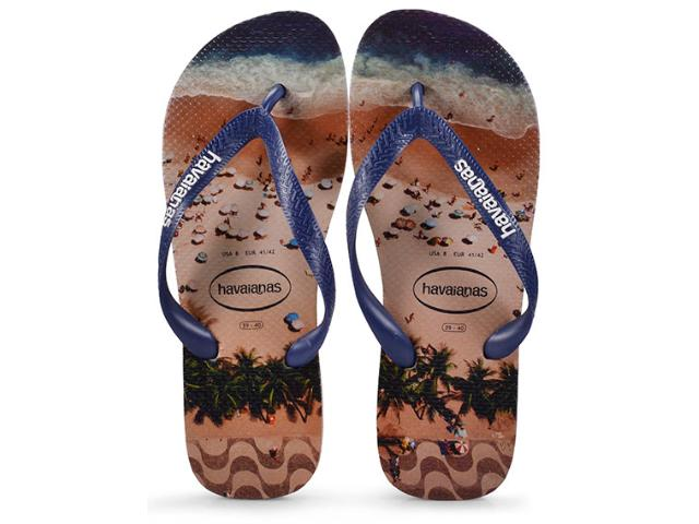 Chinelo Masculino Havaianas Hype Rose Gold
