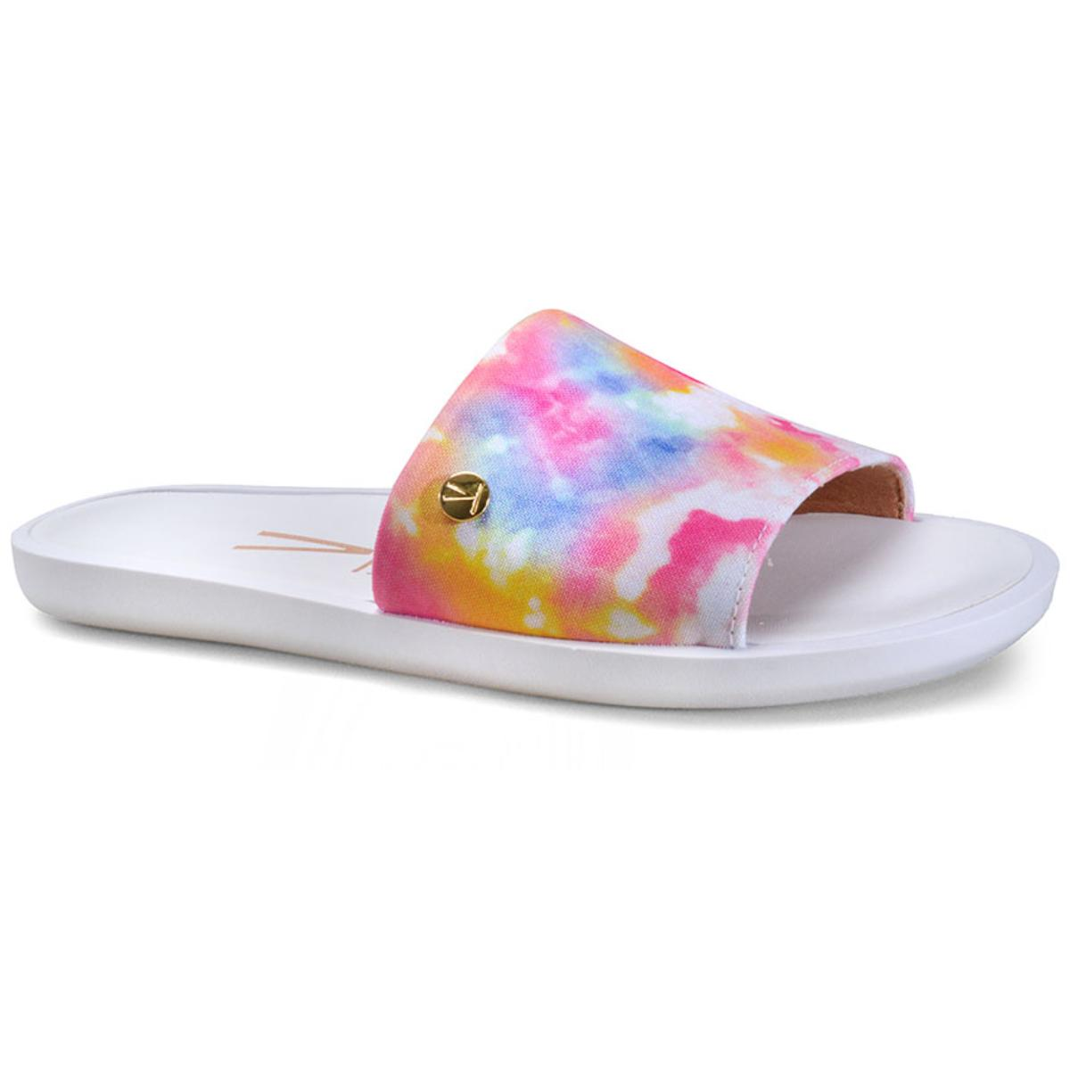 Chinelo Feminino Vizzano 6363105 Tie Dye Multi Color
