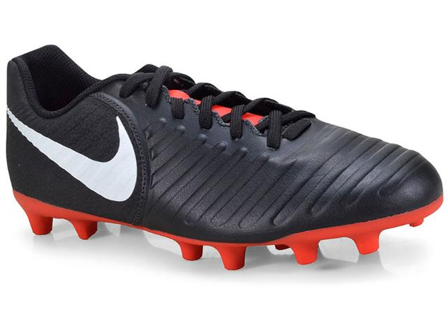 Chuteira Masculina Nike Ao2597-006 Legend 7 Club Preto