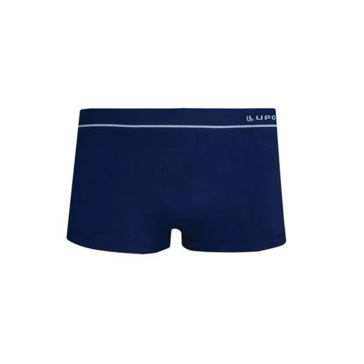 Cueca Masculina Lupo 00676-002 2800 Azul