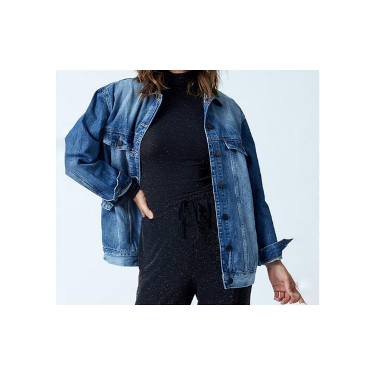 Jaqueta Masculina Colcci 320101573 600 Jeans