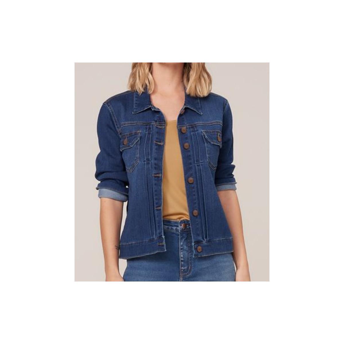 Jaqueta Feminina Dzarm Z8kq 1asn  Jeans