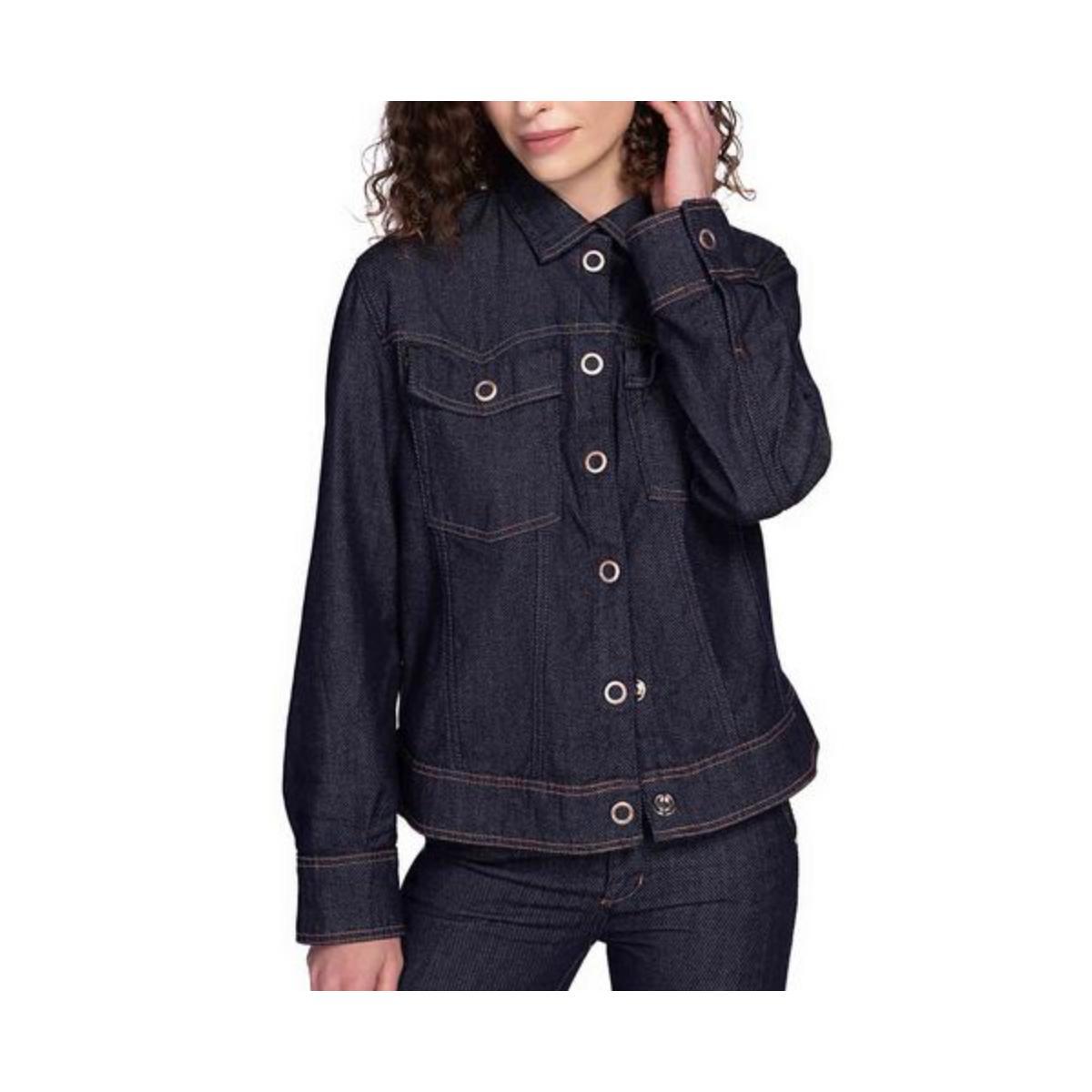 Jaqueta Feminina Maria Valentina 12000203600 Jeans
