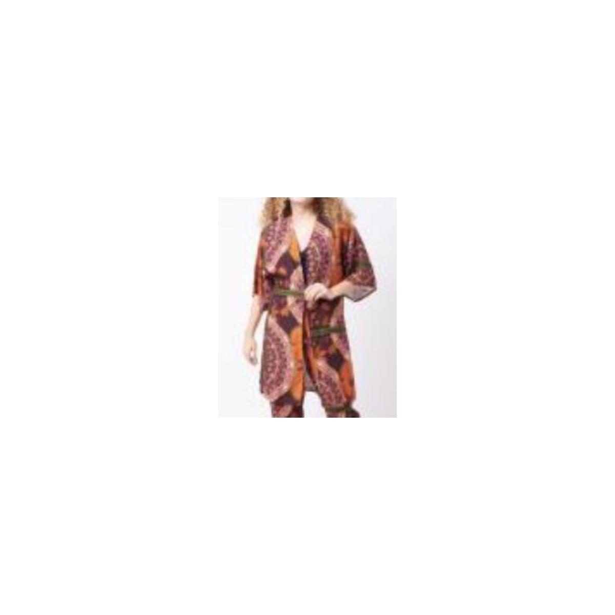 Kimono Feminino Mercatto 2837029  008 Estampado