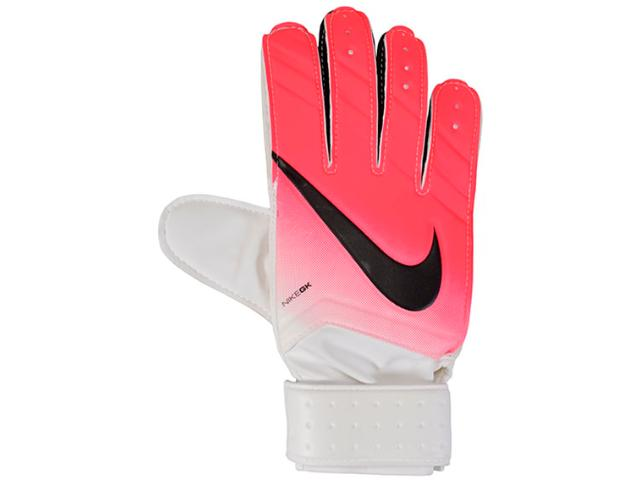 Luva Masculina Nike Gs0330-185 Match Goalkeeper Rosa Neon/preto