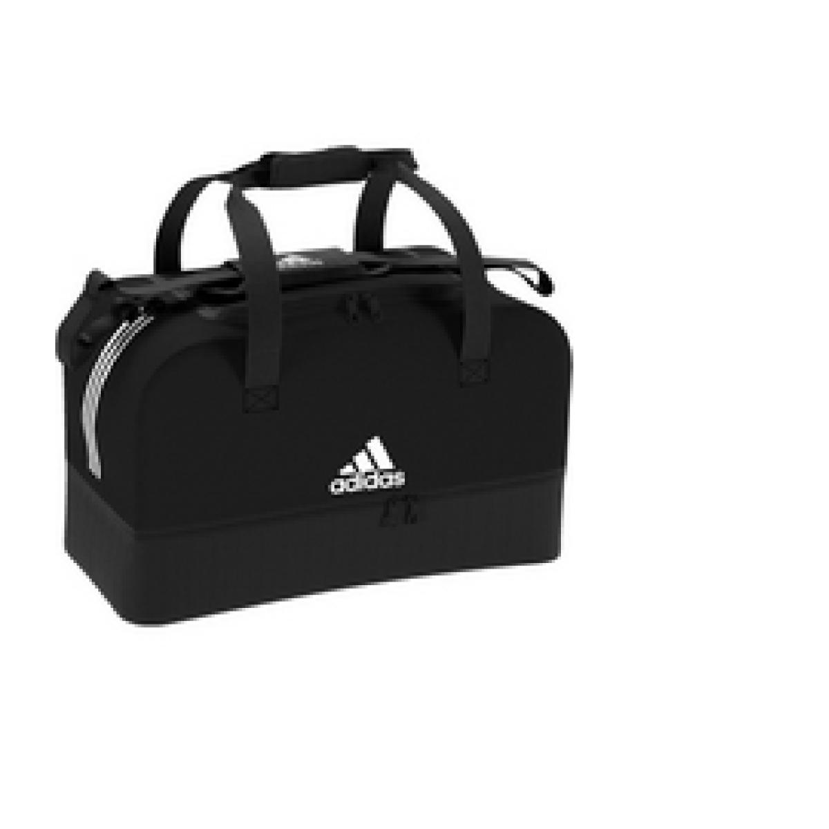 Bolsa Unisex Adidas Dq1081 Mala Tiro l Preto/branco