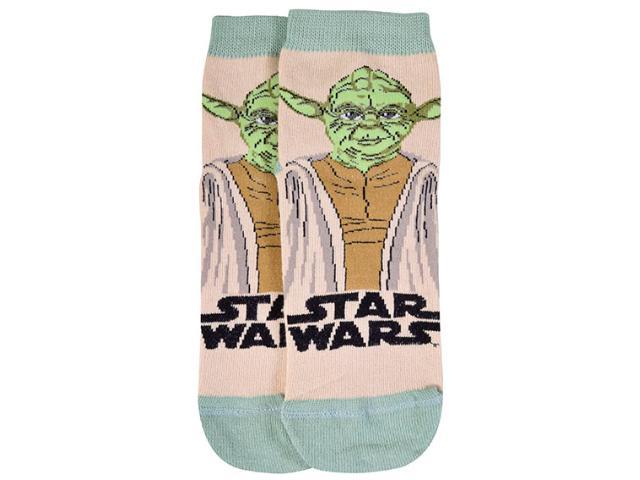 Meia Masculina Lupo 3445 002 6070 Star Wars Bege/verde