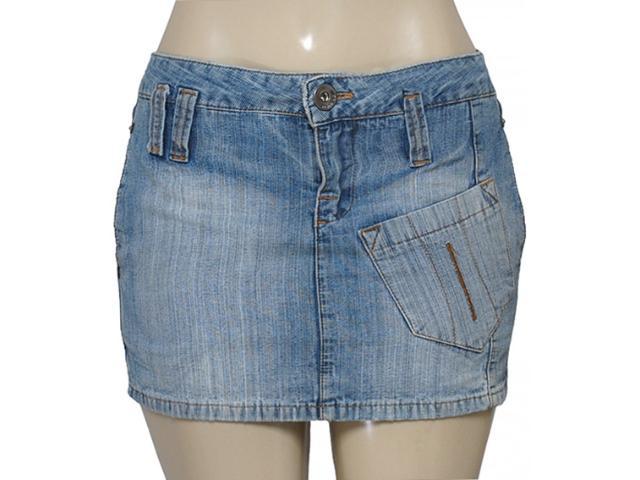 Micro Saia Feminina Dopping 75085d Jeans