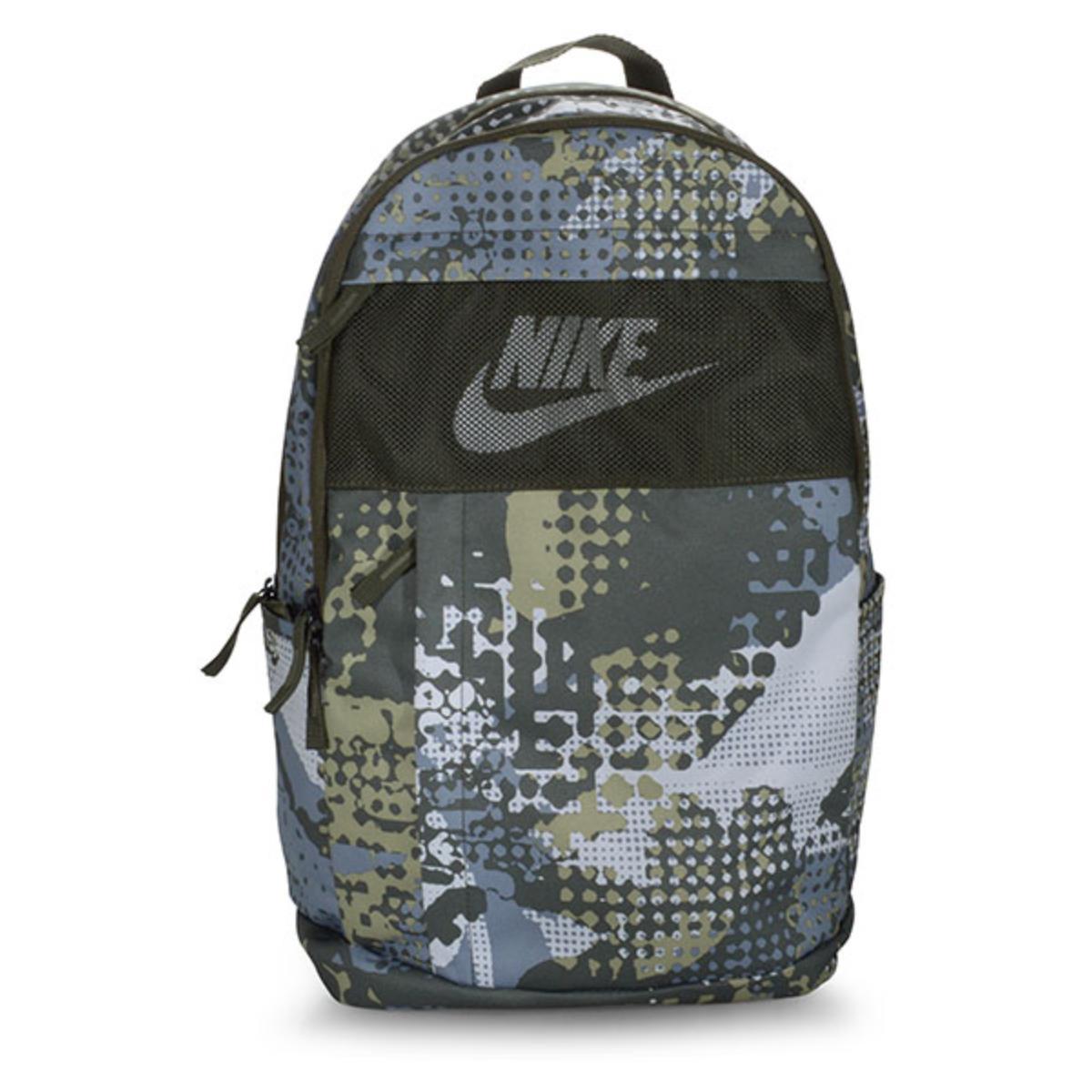 Mochila Feminina Nike Ck7922-325 nk Elmntl 2.0 Verde/branco