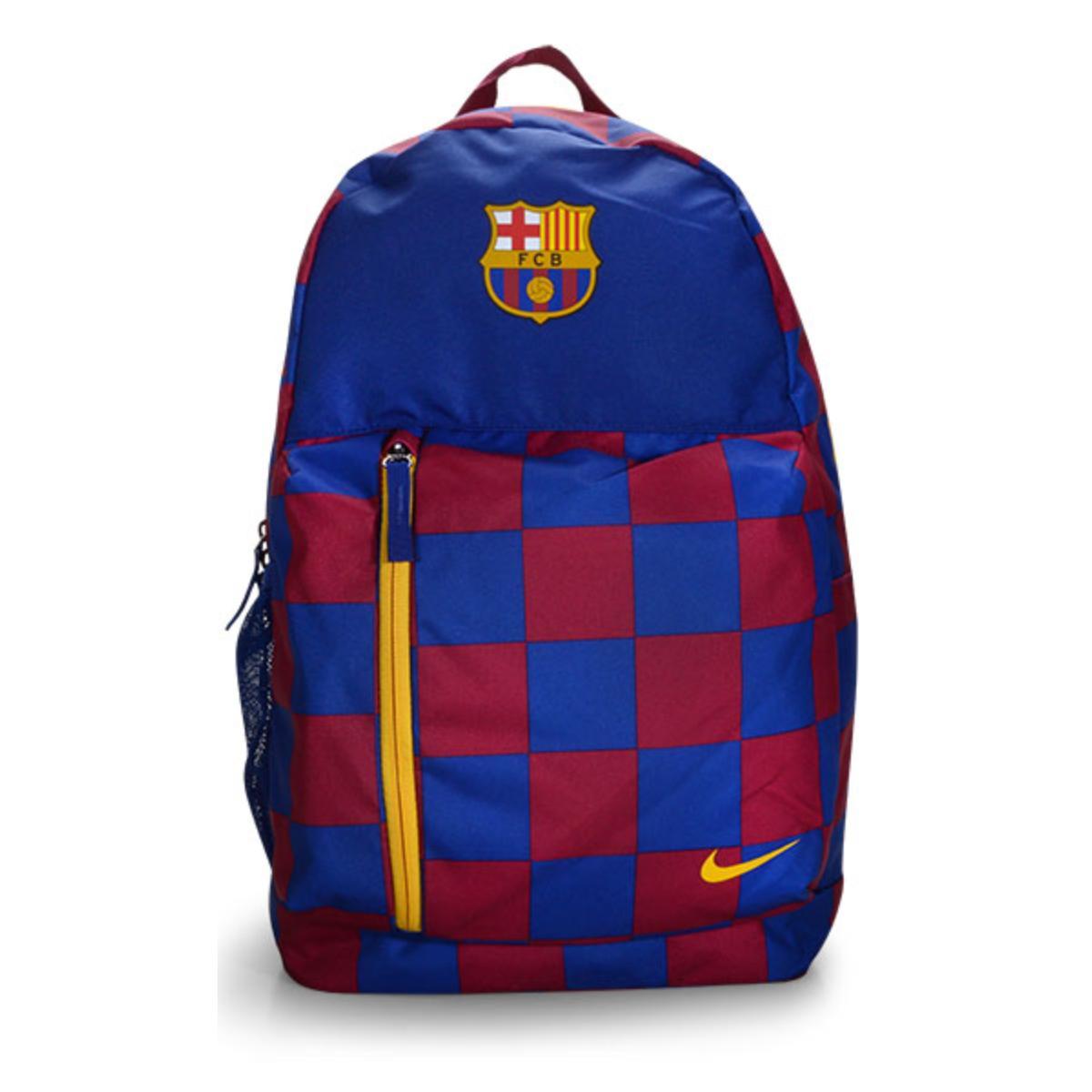 Mochila Unisex Nike Ba5524-457 fc Barcelona Stadium Azul/vermelho