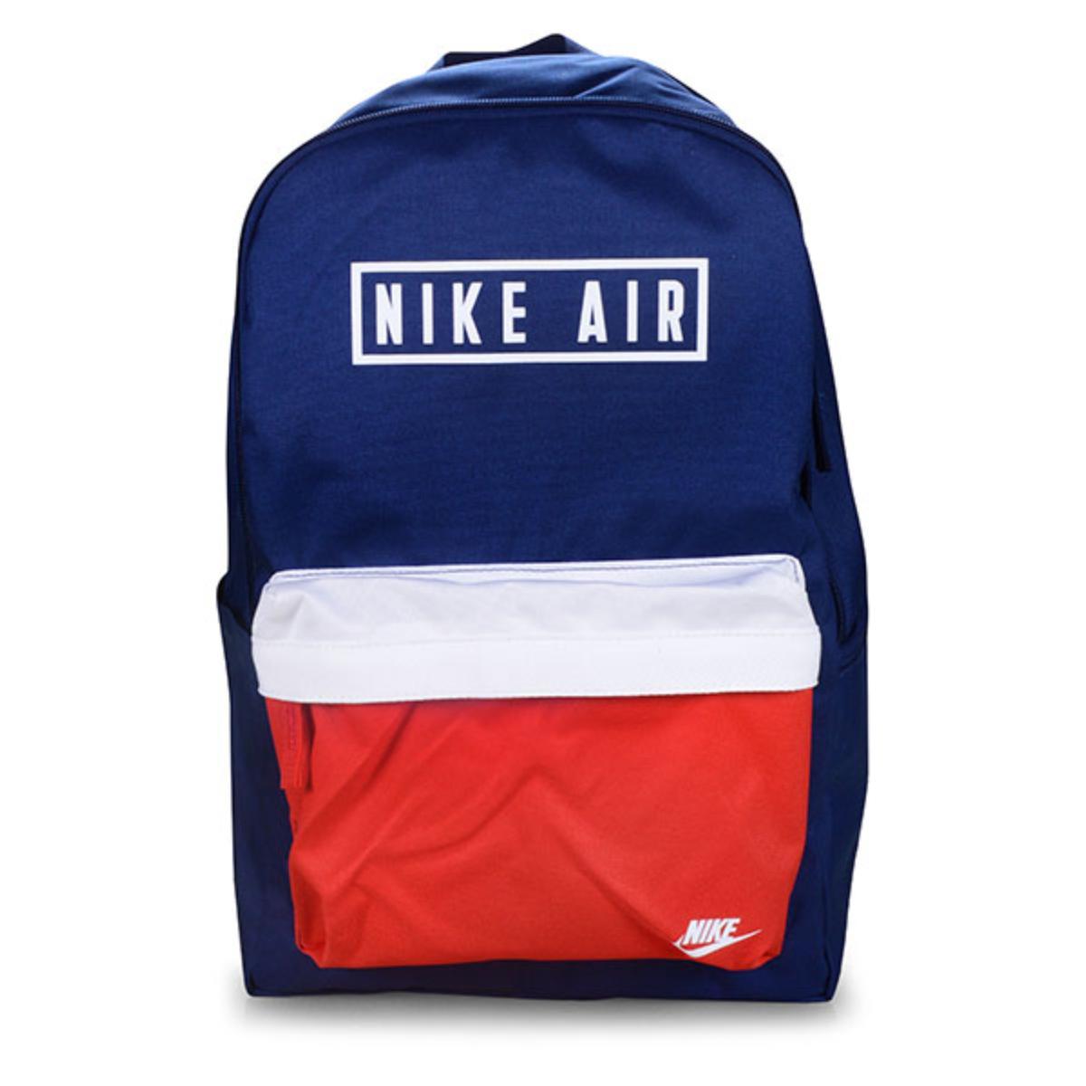 Mochila Unisex Nike Ba6022-492 Heritage Bkpk Azul/vermelho