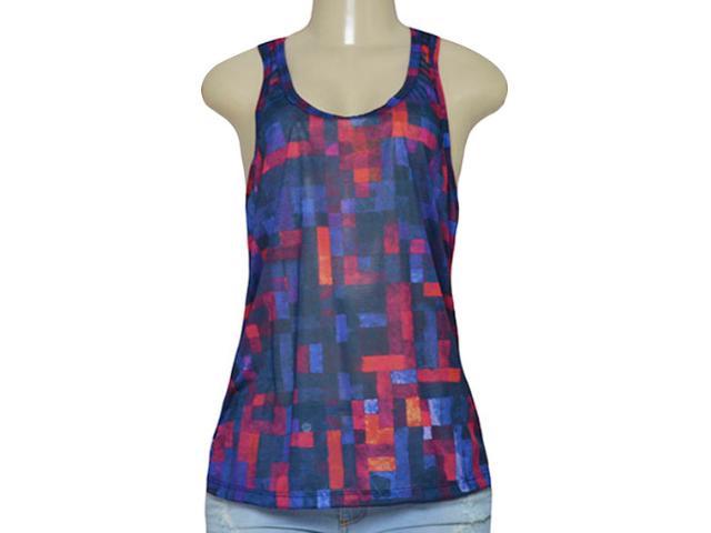 Regata Feminina Cavalera Clothing 09.01.3285 Roxo