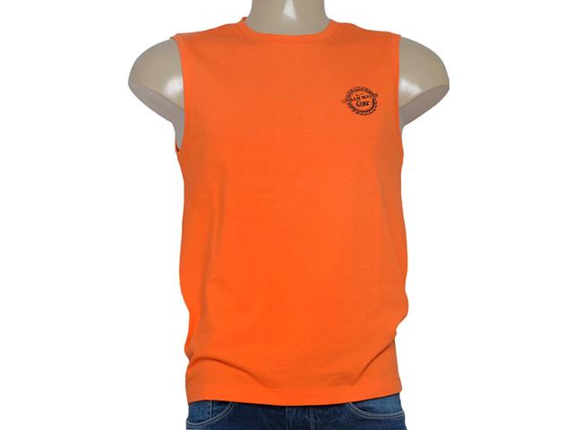 Regata Masculina Coca-cola Clothing 393200273 Laranja