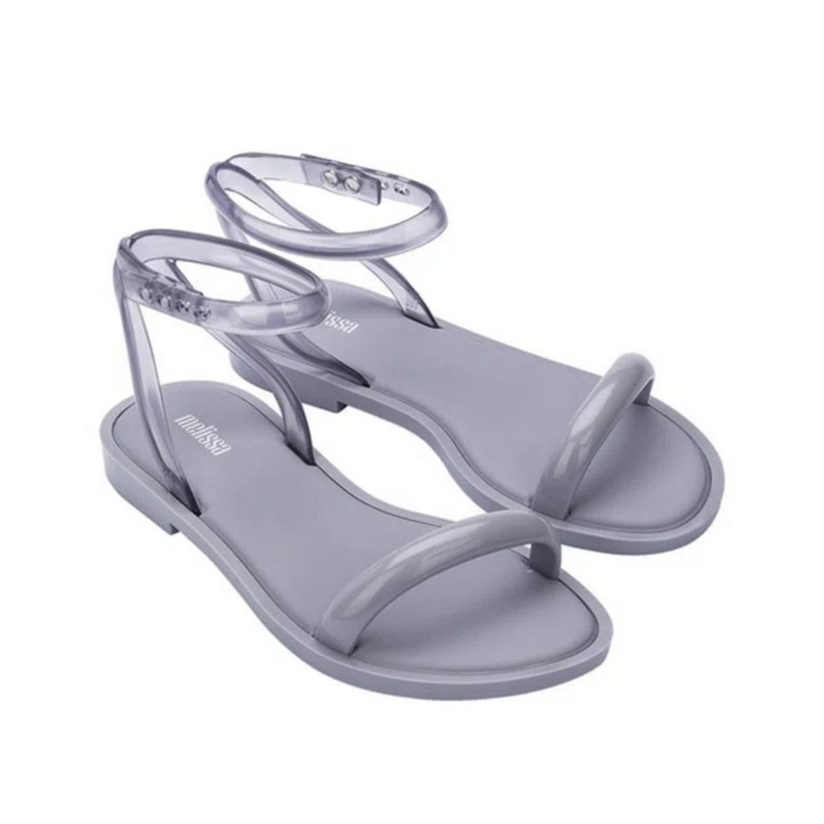 Sandália Feminina Melissa 32942 53839 Wave Sandal Lilas