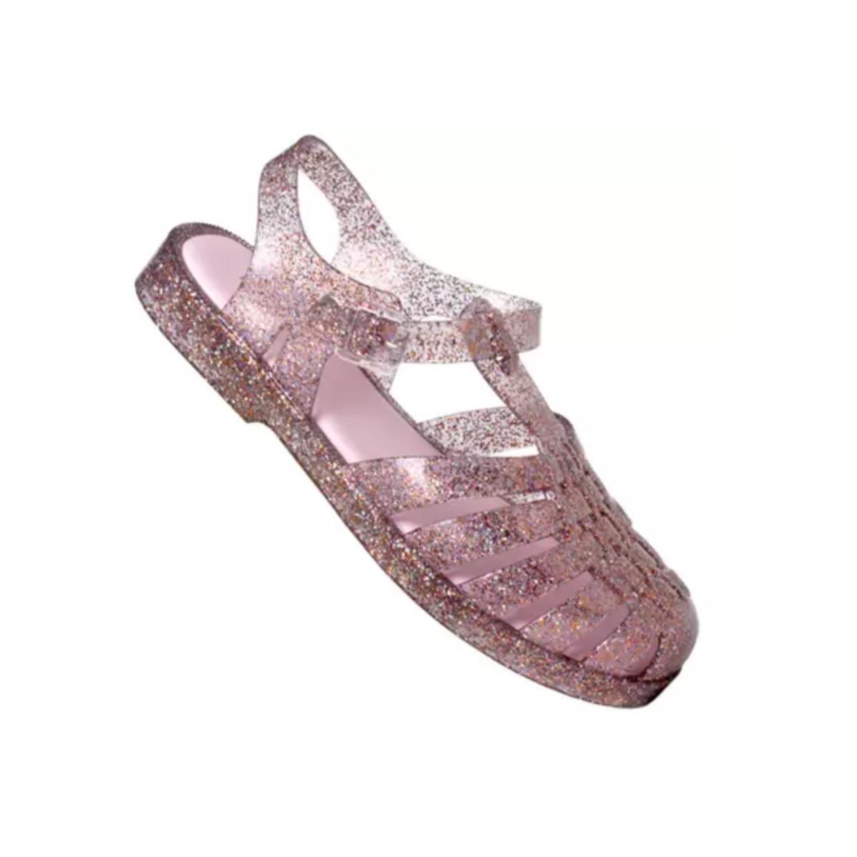 Sandália Feminina Melissa 33276 53810 Possession Fluor Glitter Misto/rosa