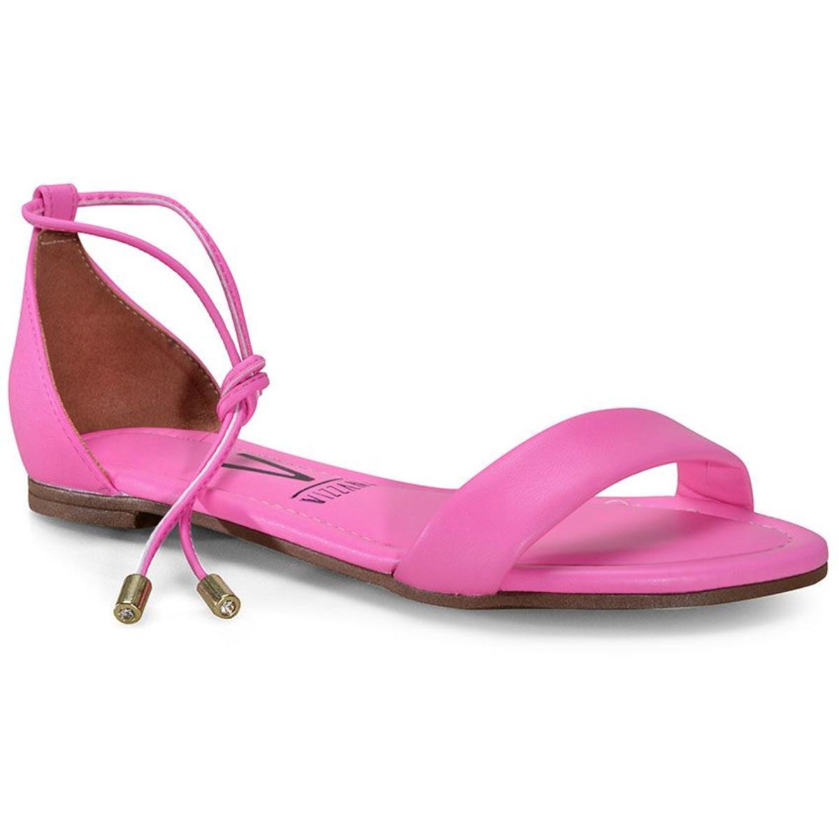 Sandália Feminina Vizzano 62351150 Pink