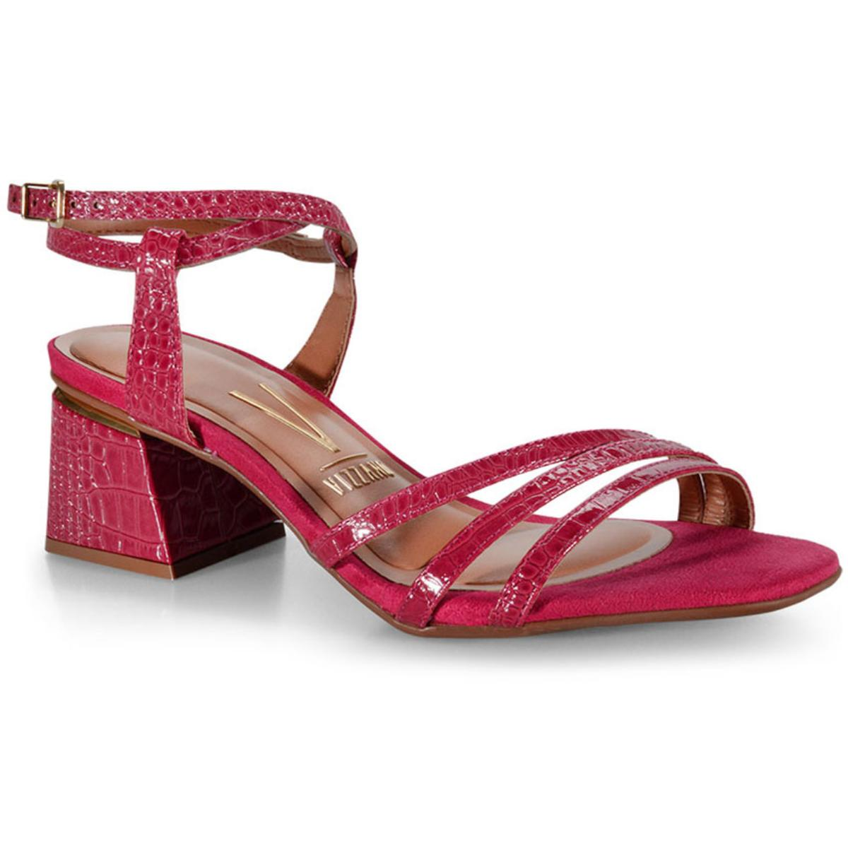 Sandália Feminina Vizzano 6428102 Pink