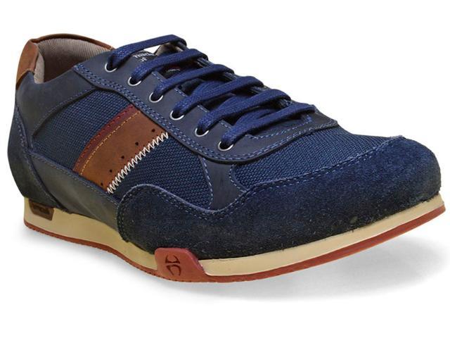 Sapatênis Masculino Ferricelli Se43820 Marinho/azul