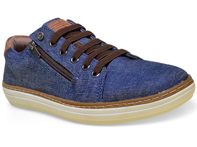Sapatênis Masculino West Coast 118620/3 Jeans