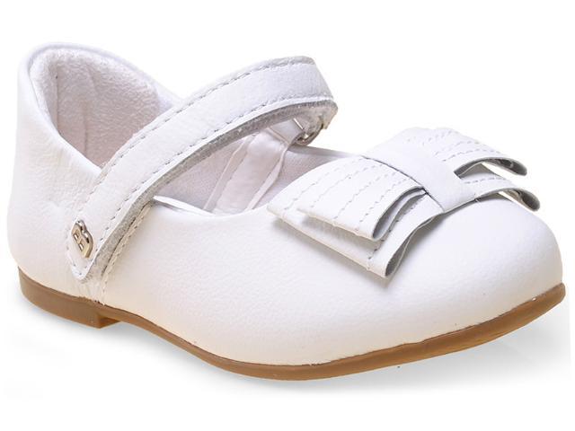 Sapatilha Fem Infantil Bibi 787198 Branco