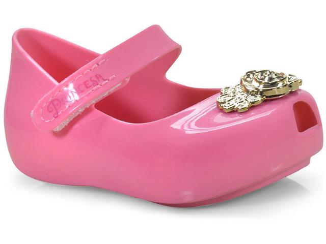 Sapatilha Fem Infantil Grendene 21879 01369 Disney Princesas Love Rosa