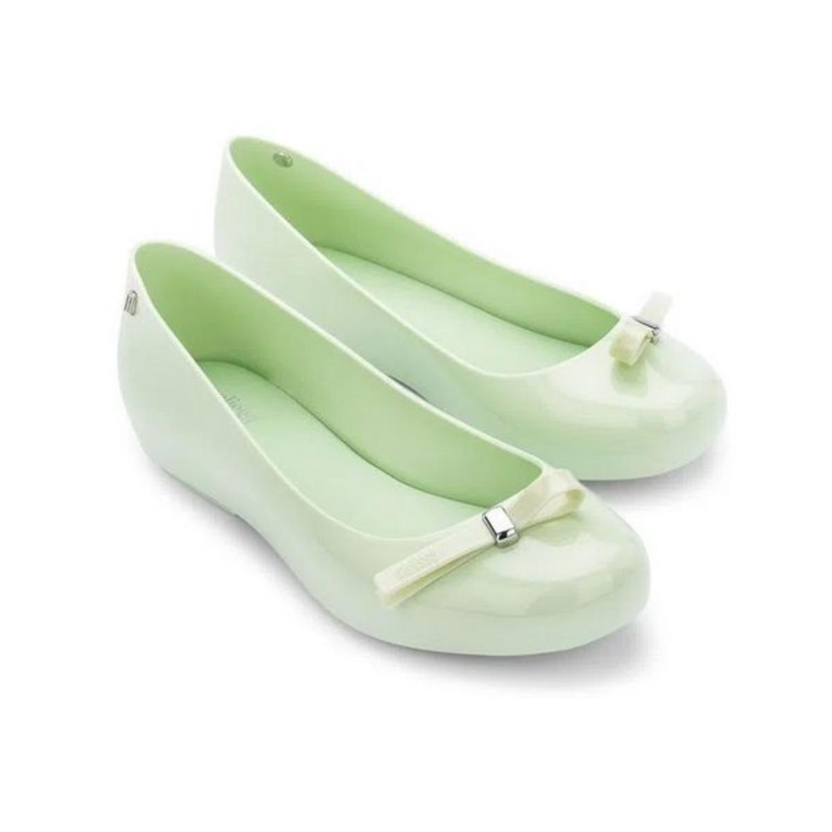 Sapatilha Feminina Melissa 33299 50529 Dora ad Verde