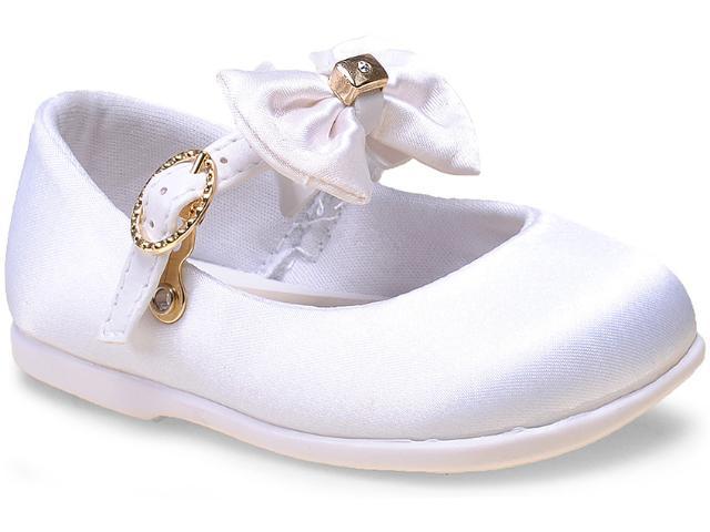 Sapatilha Fem Infantil Pimpolho 26143 Branco