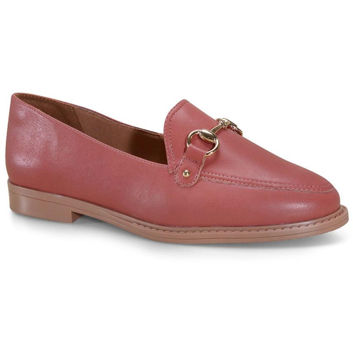 Sapato Feminino Bebêcêt1622-283 Rosa Antigo