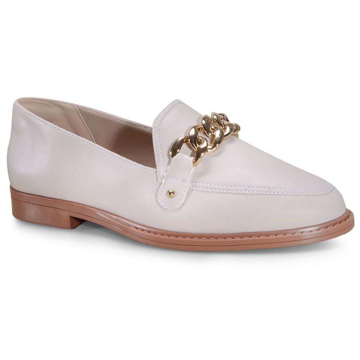 Sapato Feminino Bebêcêt1622-284 Off White