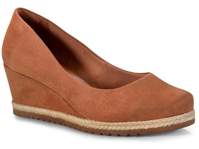 Sapato Feminino Bebêcê5814558 Avelã