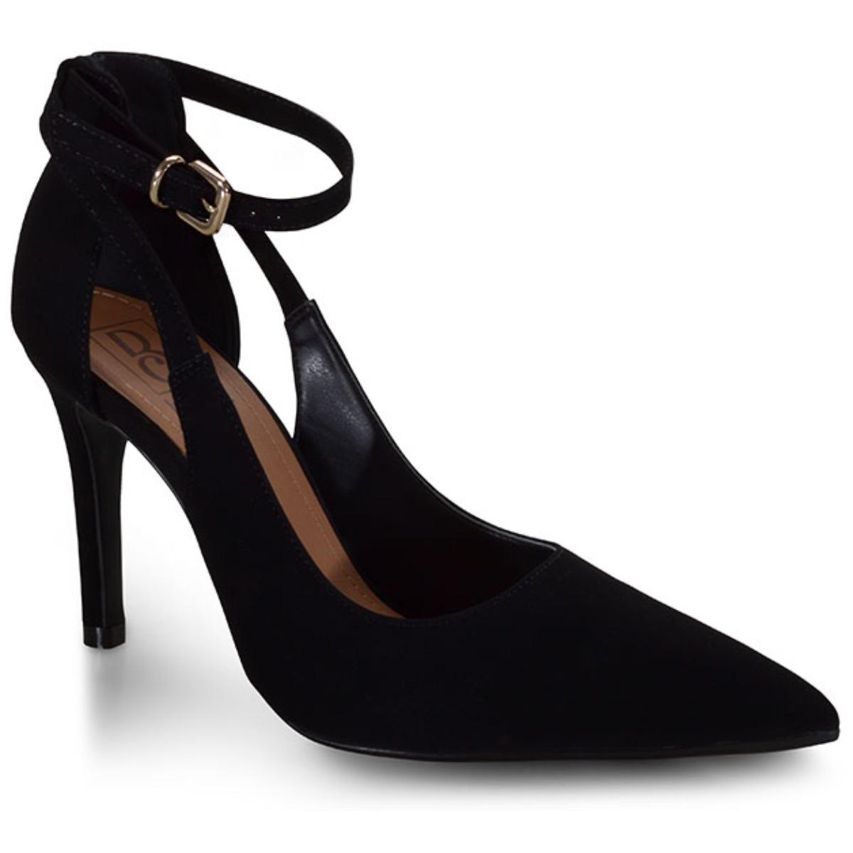 Sapato Feminino Bebêcê9420105 Preto