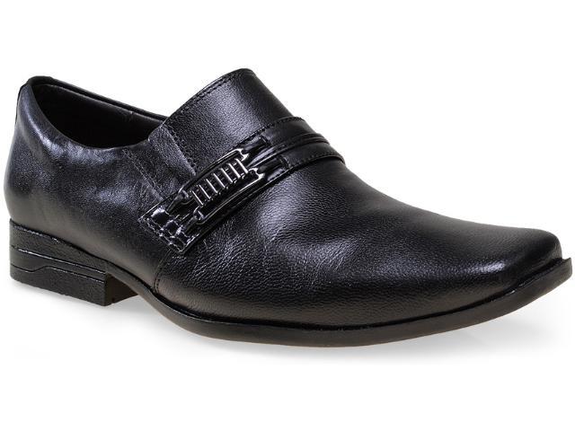 Sapato Masculino Calvest 1990b599 Kit Preto