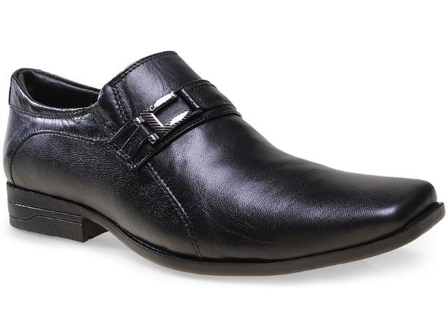 Sapato Masculino Calvest 1990b667 Kit  Preto