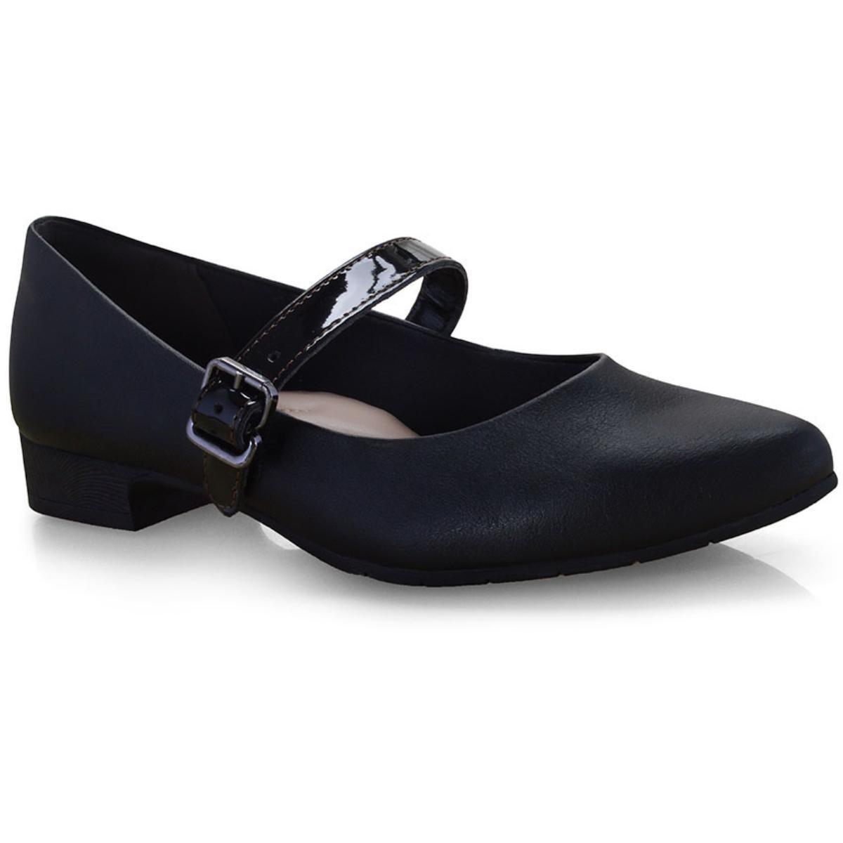 Sapato Feminino Campesi L6523 Preto