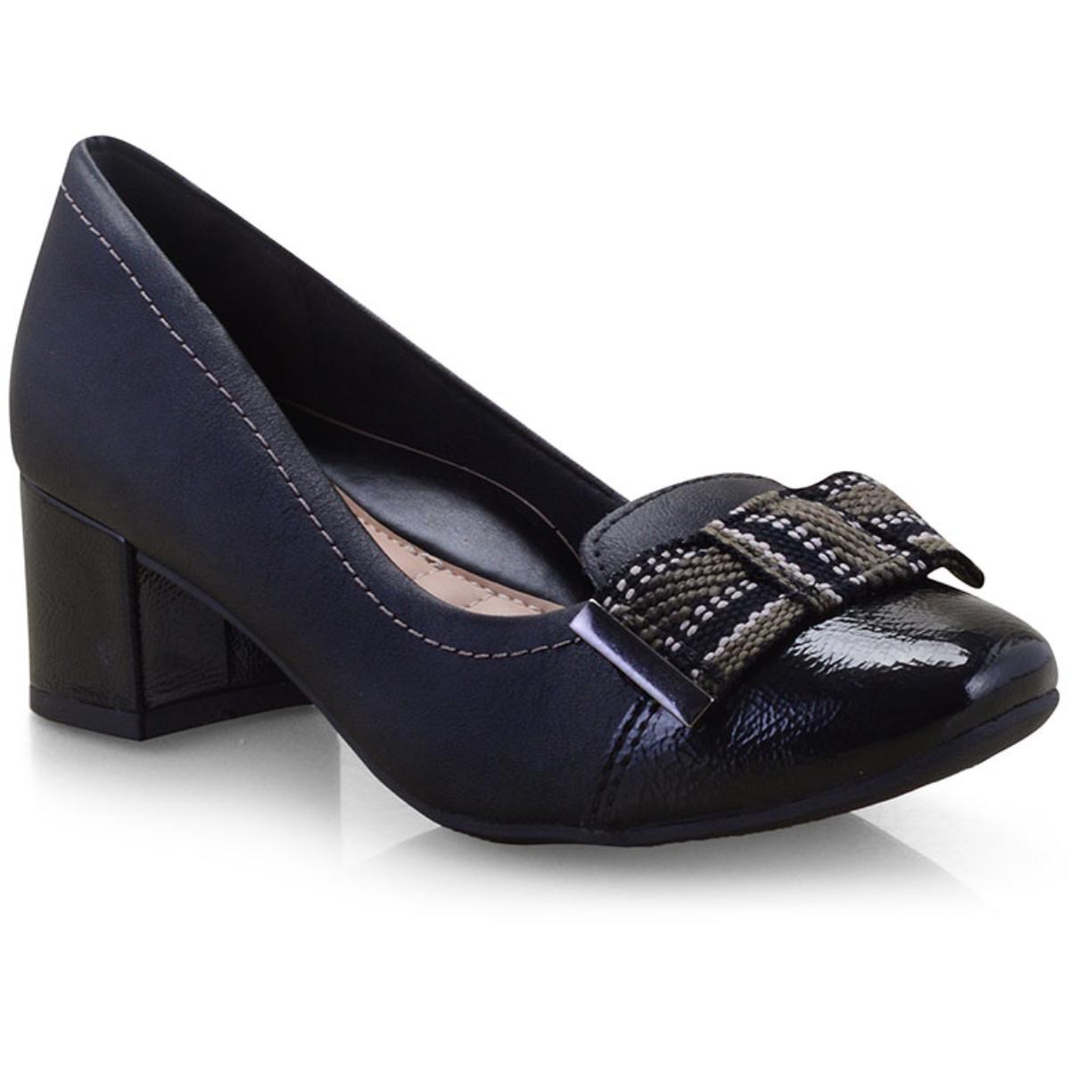 Sapato Feminino Campesi L6541 Preto
