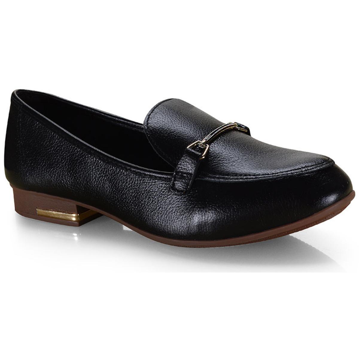 Sapato Feminino Campesi L6923 Preto
