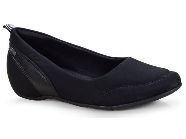 Sapato Feminino Comfortflex 18-46401 Preto