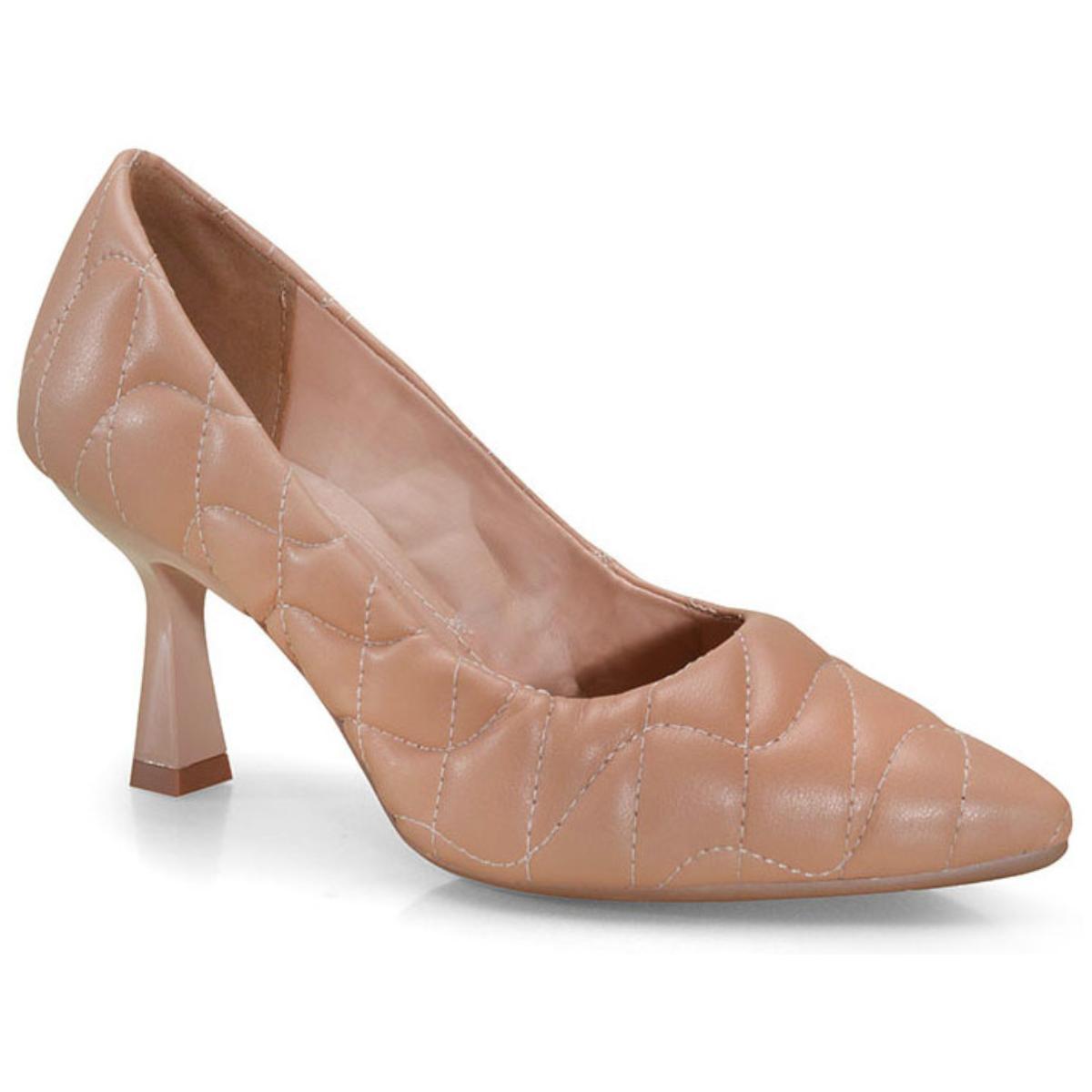 Sapato Feminino Dakota G3443 Sand