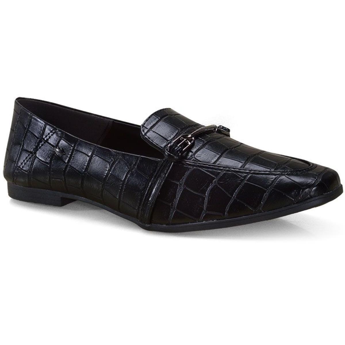 Sapato Feminino Dakota G3703 Preto