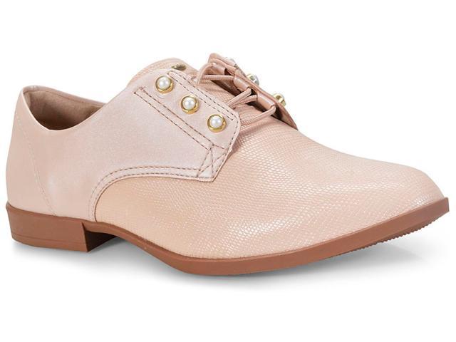 Sapato Feminino Dakota B9841 Aveia