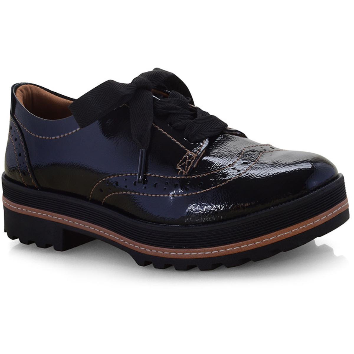 Sapato Feminino Dakota G1021 Preto