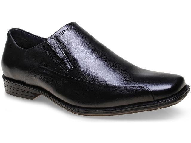 Sapato Masculino Ferracini 6236 Alpina Preto