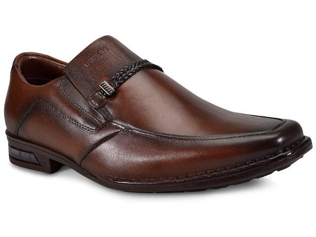 Sapato Masculino Ferracini 4615-1288i Tabaco