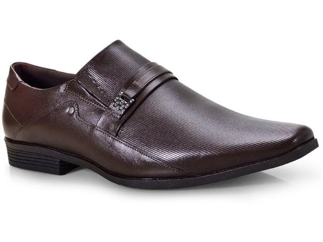 Sapato Masculino Ferracini 4059-281h Café Claro