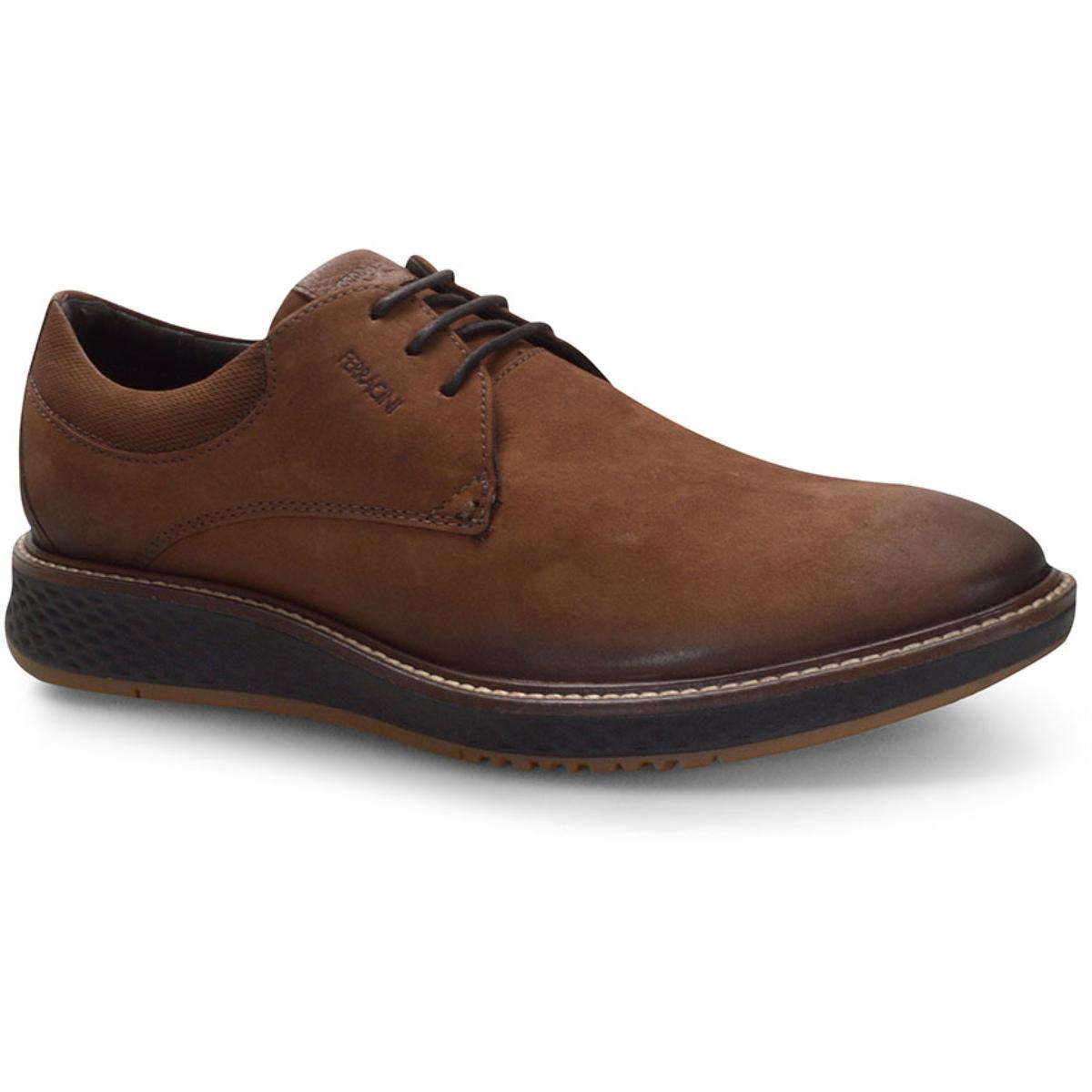 Sapato Masculino Ferracini 3301-586h Chocolate