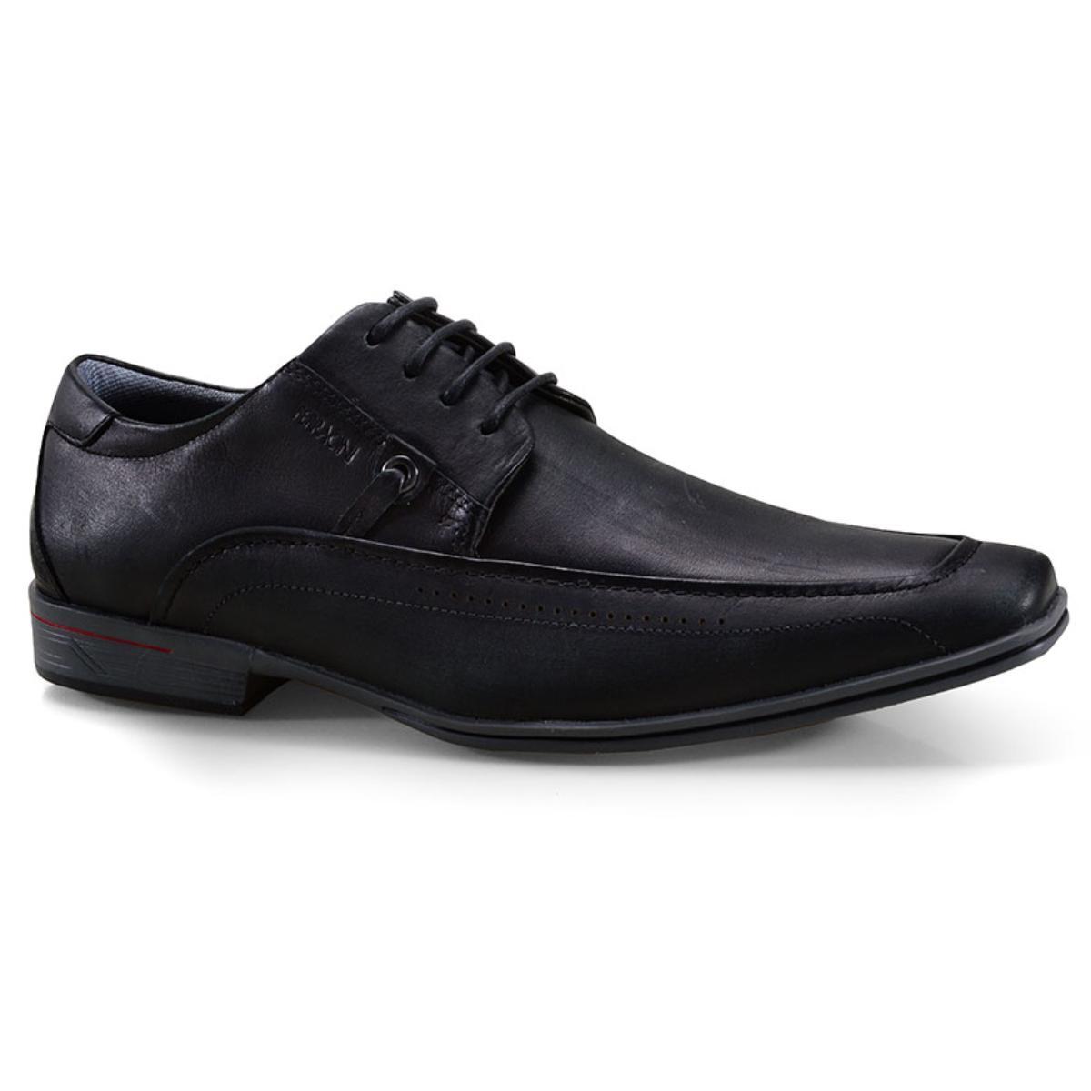 Sapato Masculino Ferracini 3041-281h Preto