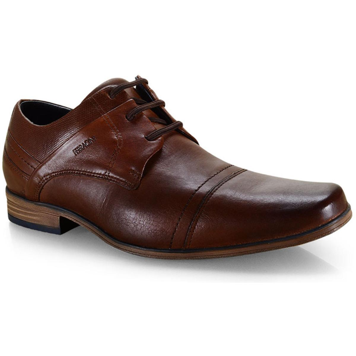 Sapato Masculino Ferracini 6065-575i Havana