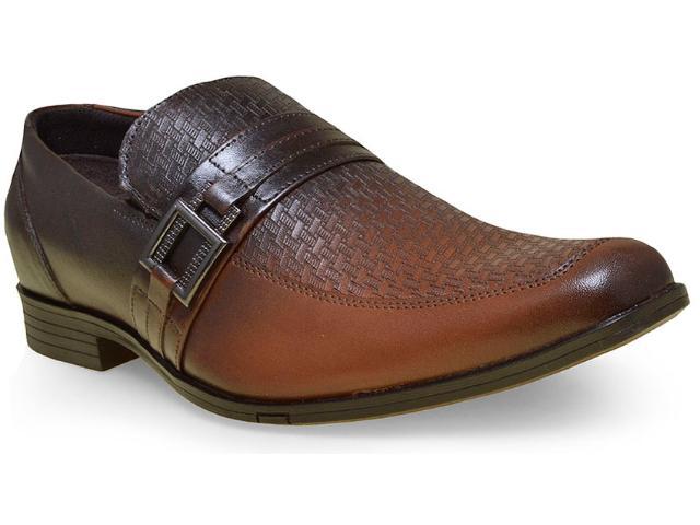 Sapato Masculino Ferracini 5778-275g Castanho