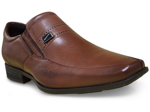 Sapato Masculino Ferracini 3983-1511h Castor